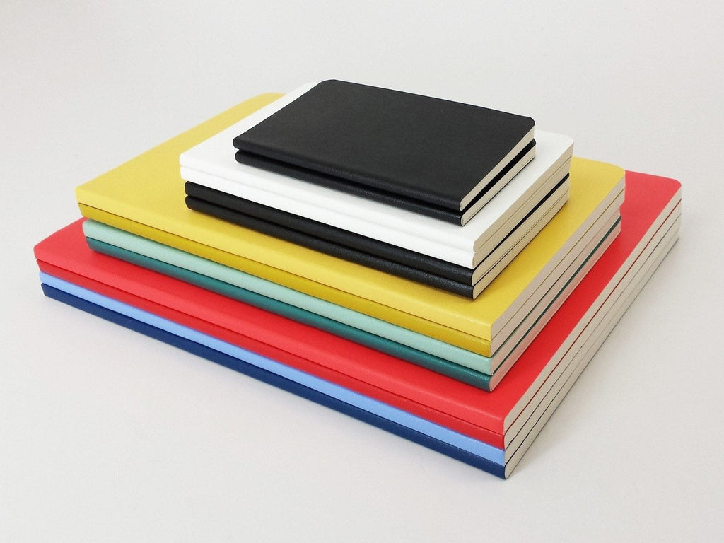 Colorful Moleskine Volant