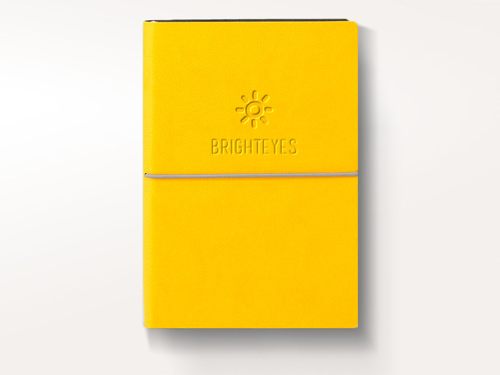 Ciak Smart Notebook - Yellow