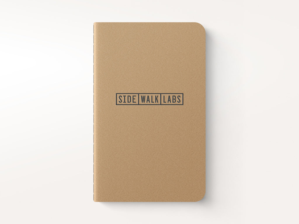 Moleskine Cahier Journal - Kraft Beige-Notebooks-JB Custom Journals