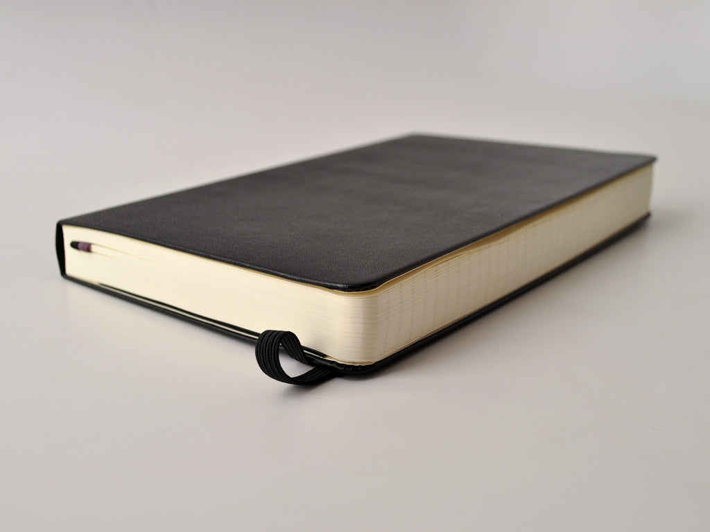 Moleskine Classic Hardcover - Expanded Extra Thick, Black