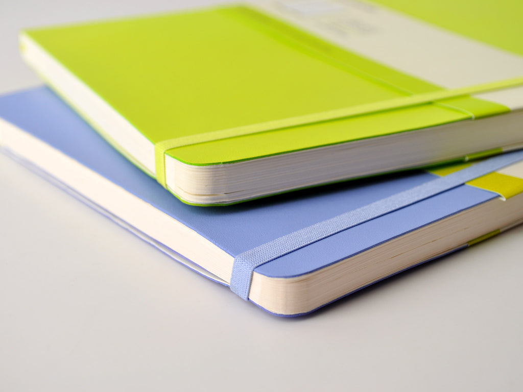 Moleskine Softcover Notebook - Lemon Green *NEW*