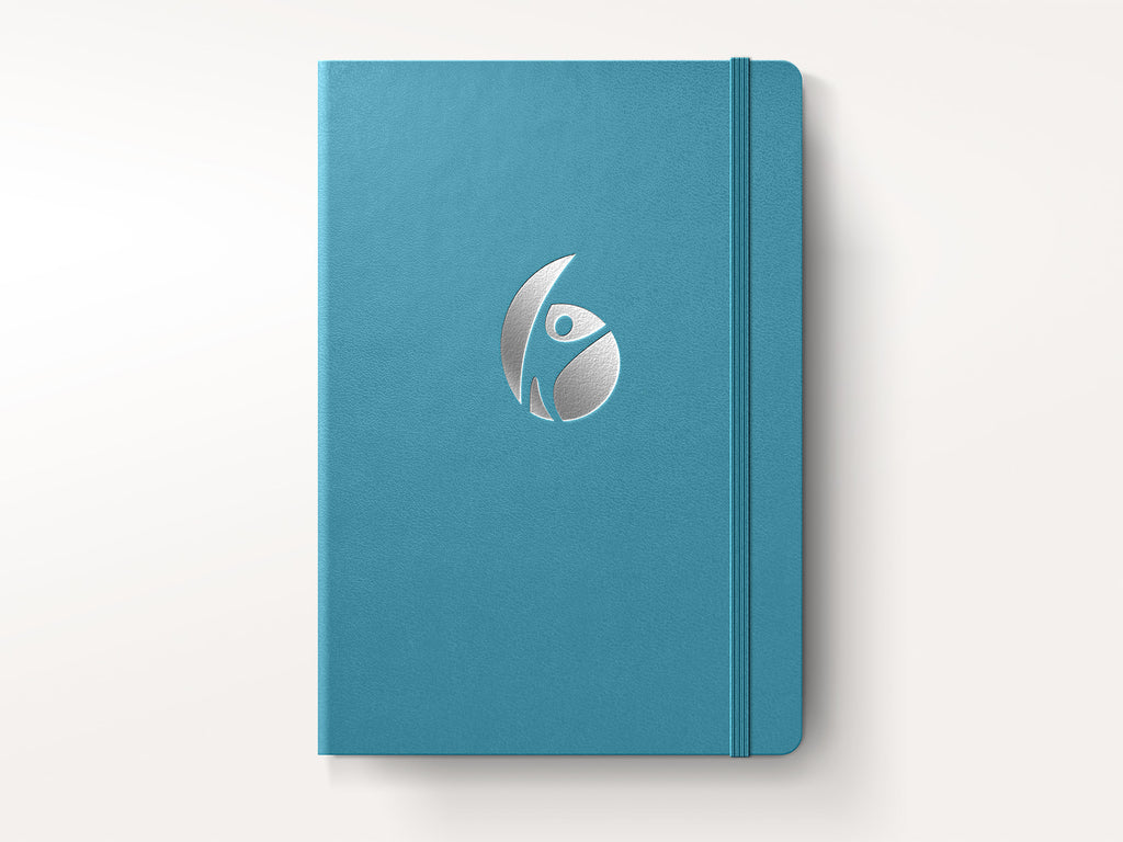 Leuchtturm 1917 Hardcover Notebook - Nordic Blue