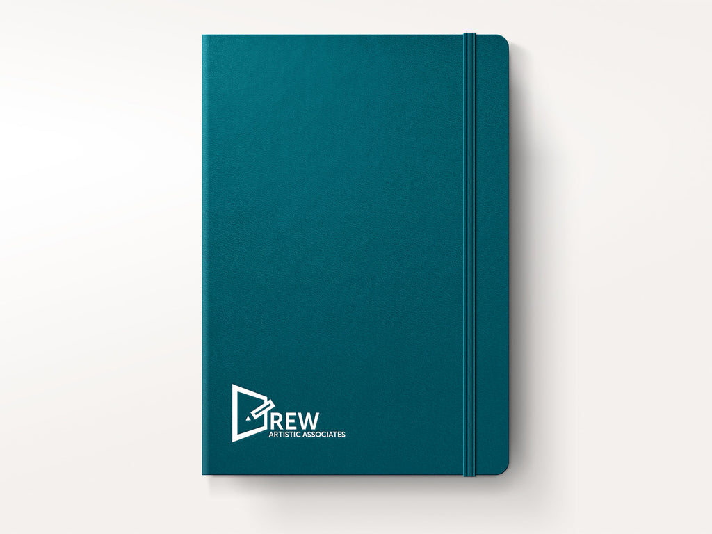 Leuchtturm 1917 Hardcover Notebook - Pacific Green *NEW*
