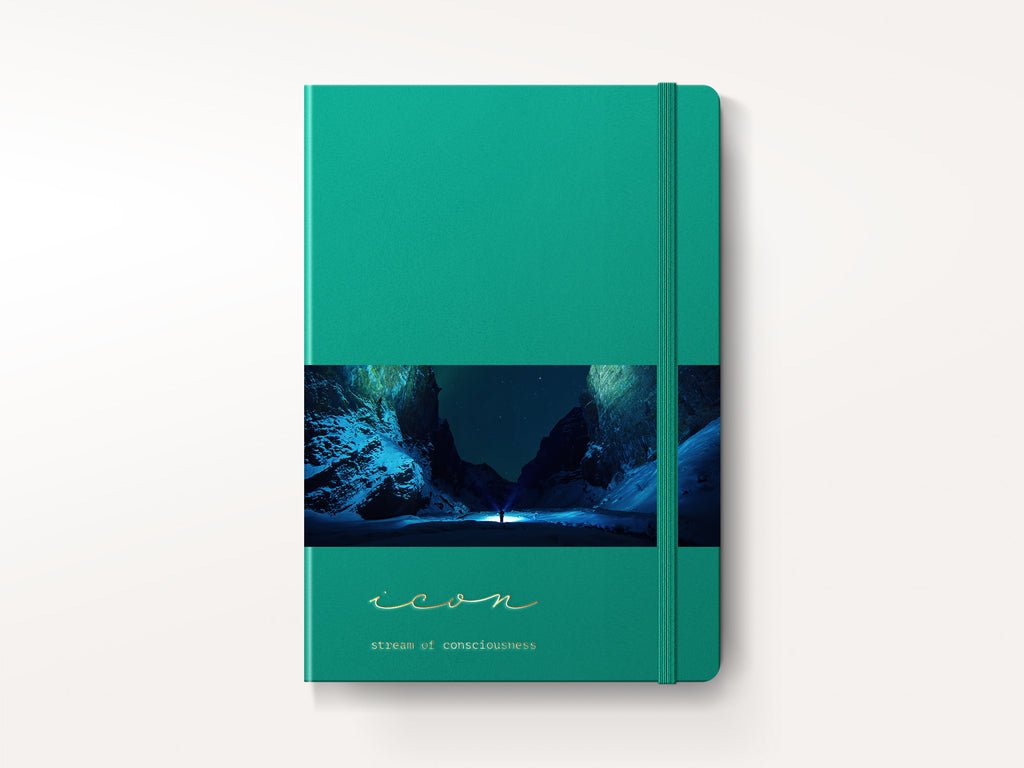 Leuchtturm 1917 Hardcover Notebook - Emerald-Notebooks-JB Custom Journals