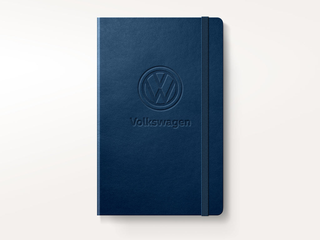 Moleskine Softcover Notebook - Sapphire Blue