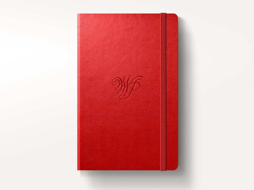Moleskine Classic Hardcover - Expanded Extra Thick, Scarlet Red