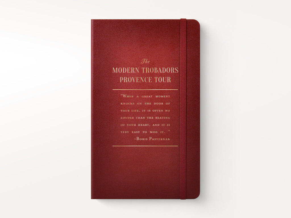 Moleskine Classic Hardcover Notebook - Burgundy-Notebooks-JB Custom Journals