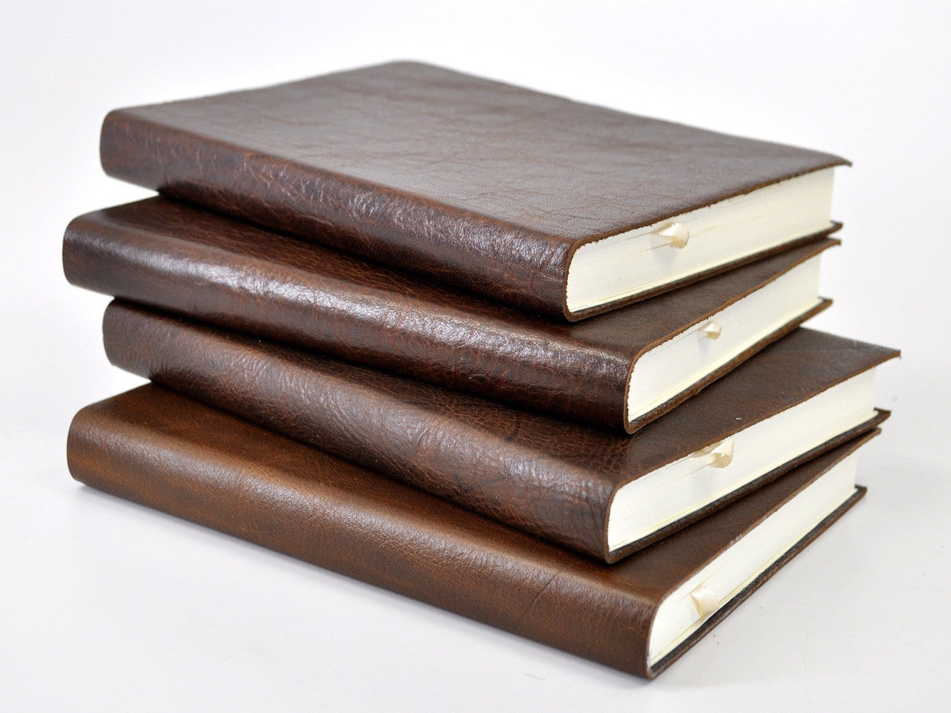 rustic leather base camp journal jb custom journals