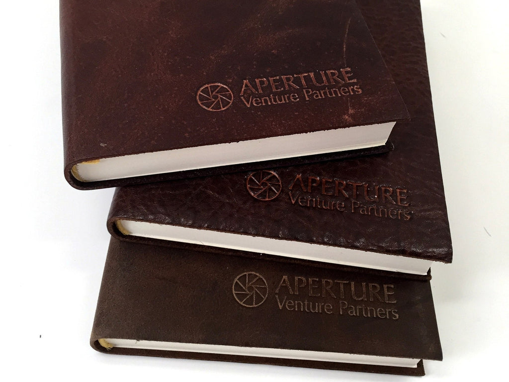Rustic Leather Base Camp Journal-Notebooks-JB Custom Journals
