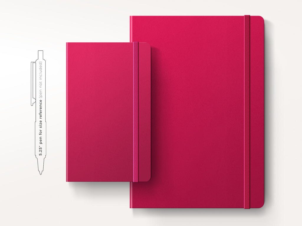 Leuchtturm 1917 Hardcover Notebook - Berry-Notebooks-JB Custom Journals