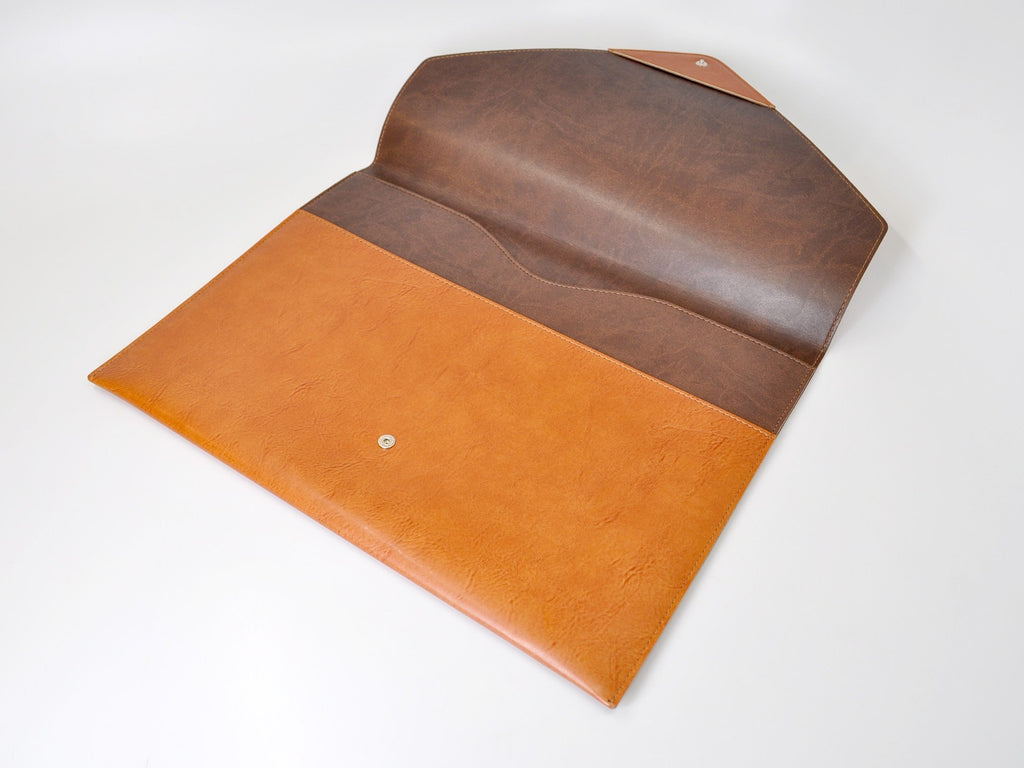 Chelsea Italian Leather Document Envelope A4-Office + Desktop-Fiorentina-Jenni Bick Custom Journals