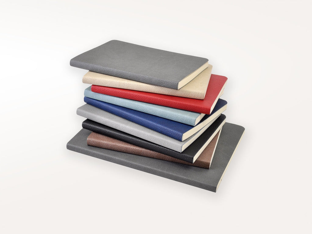 Ciak Mate Slim Softcover Notebook - Dark Grey