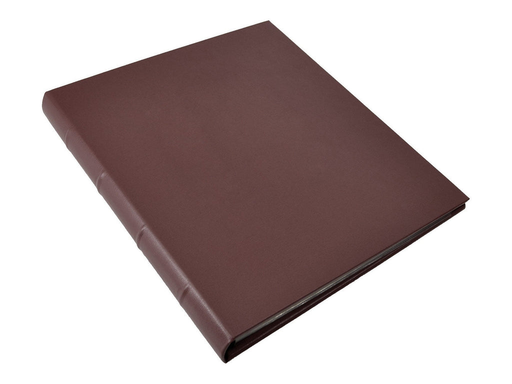 Leather Presentation Binder - Standard-Notebooks-JB Custom Journals