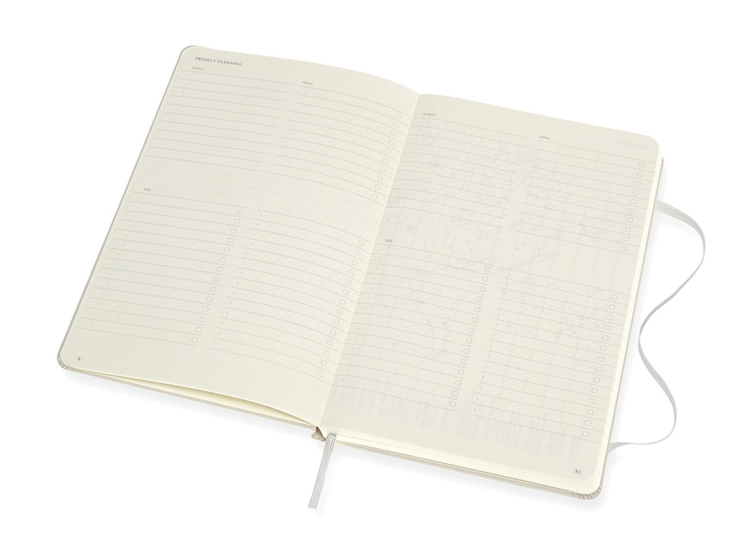 Moleskine PRO Hardcover Notebook - Black