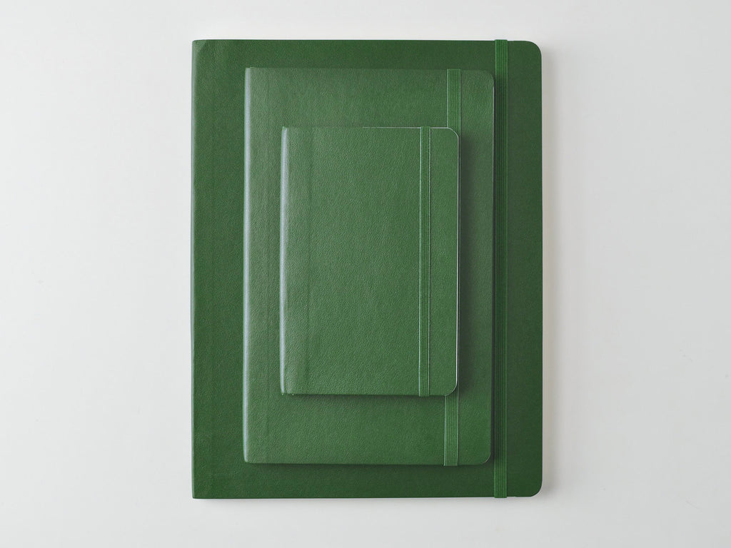 Moleskine Softcover Notebook - Myrtle Green
