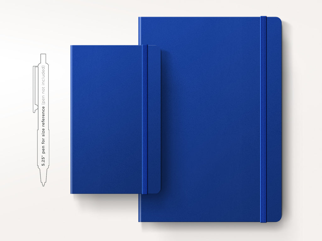 Leuchtturm 1917 Hardcover Notebook - Royal Blue-Notebooks-JB Custom Journals