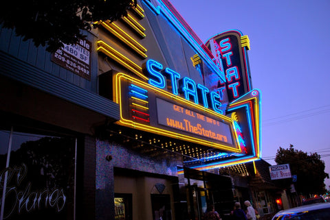 The State Theater of Modesto, CA