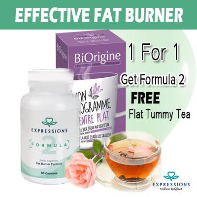 Buy 1 Formula 2 Free Birogine Tea