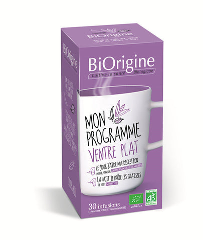 BiOrigine Tea | Slimming, Detox | Made in France [BIOR07002]