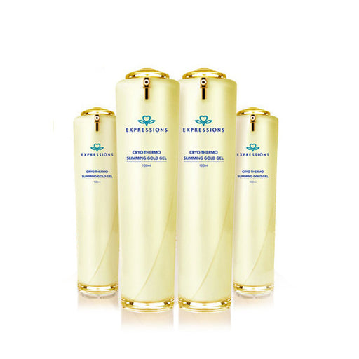 Cryo-Thermo Slimming Gold Gel
