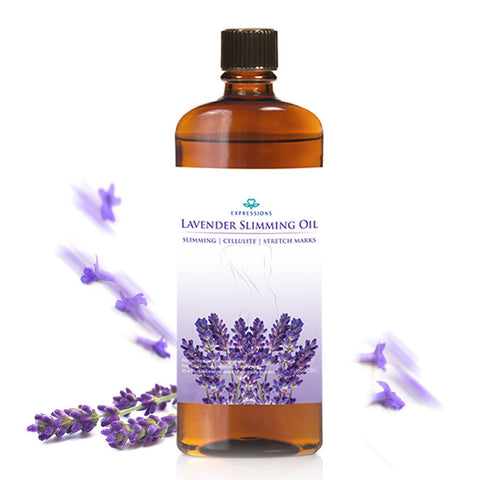 70% OFF!* Lavender Slimming Oil For Massage and Fat Burning [LSOL07003]