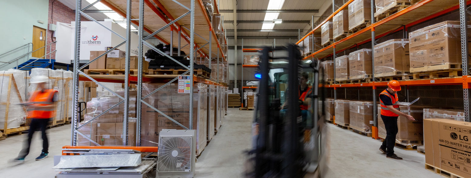 Unitherm Heating Systems warehouse