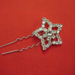 Wedding Rhinestone Tiara, Hairpin