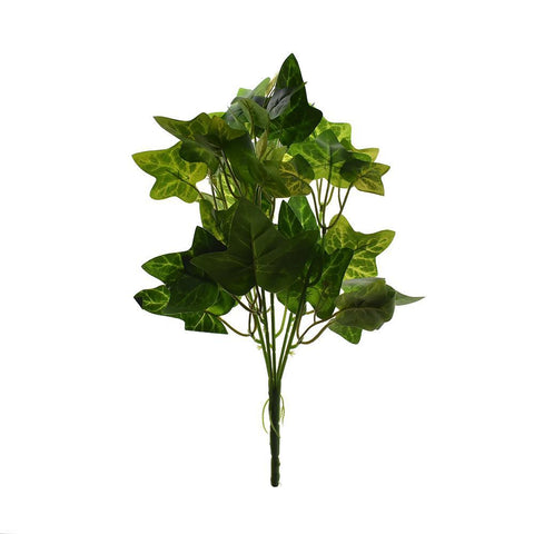 Artificial Ivy Leaves Plant Spray, 14-1/2-Inch