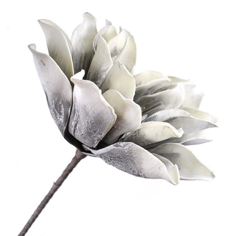 Blooming Floral Foam New Dahlia Stem, 36-Inch, Grey