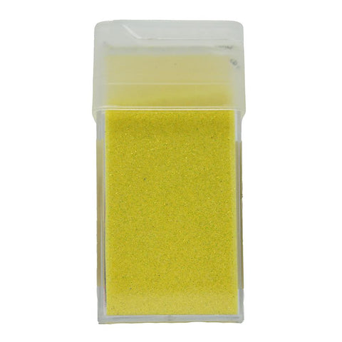 Art's & Craft Extra Fine Glitter Bottle, 1-1/2-Ounce, Neon Yellow