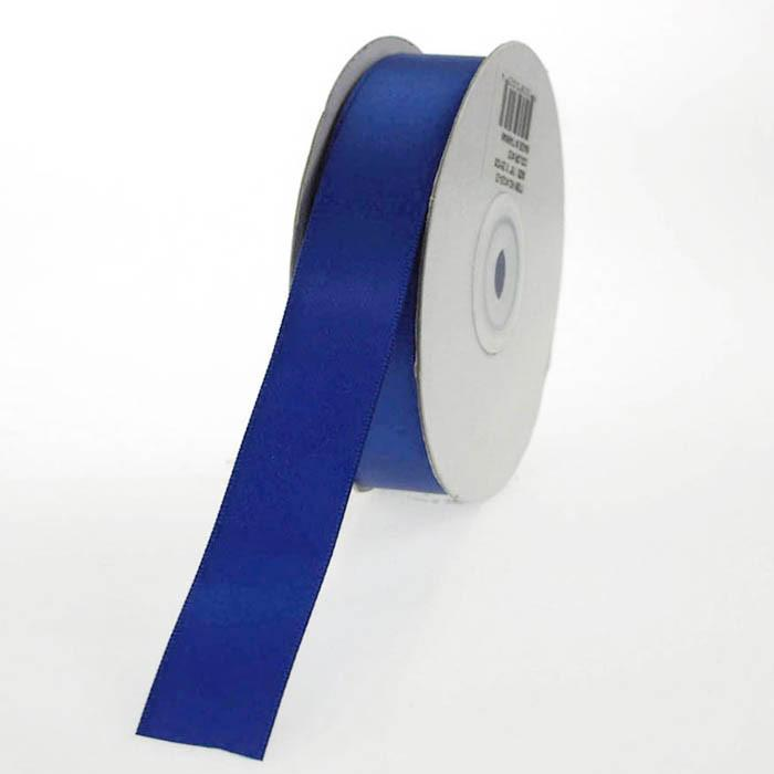 Double Faced Satin Ribbon, 7/8-inch, 25-yard, Royal Blue