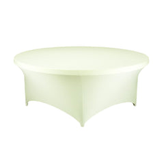 Round Spandex Table Cover, 60-Inch