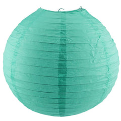 Round Paper Lantern Hanging Decor
