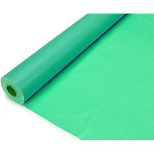 Banquet Plastic Table Roll, 40-Inch x 100-Feet, Mint Green