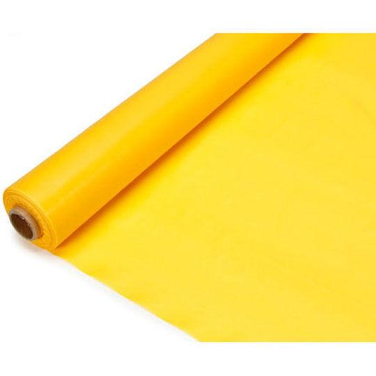 Banquet Plastic Table Roll, 40-Inch x 100-Feet, Yellow