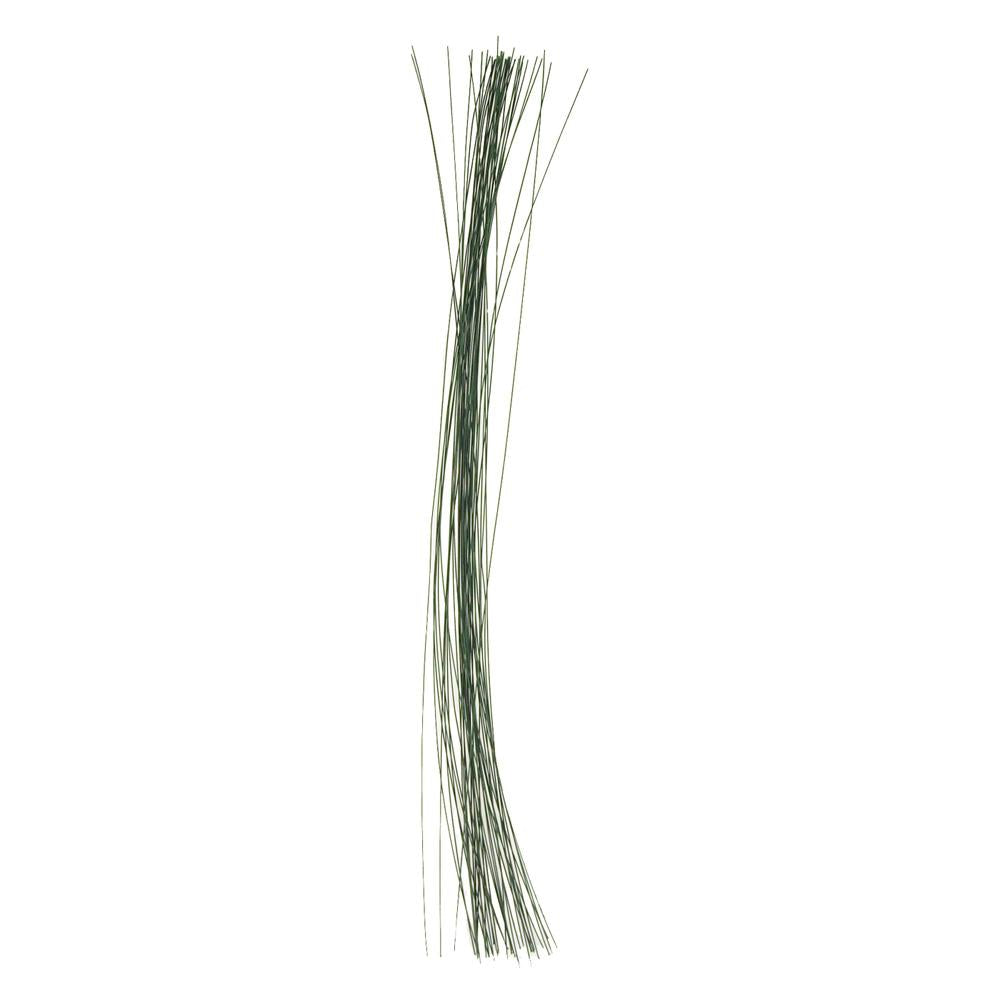 Aluminum Floral Wire, Green, 20 Gauge, 18-Inch, 20 Count – www ...