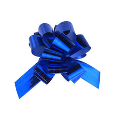 Metallic Pull Bows for Gift Wrapping, 2-Piece