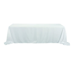Rectangular Polyester Tablecloth, 90-Inch by 156-Inch
