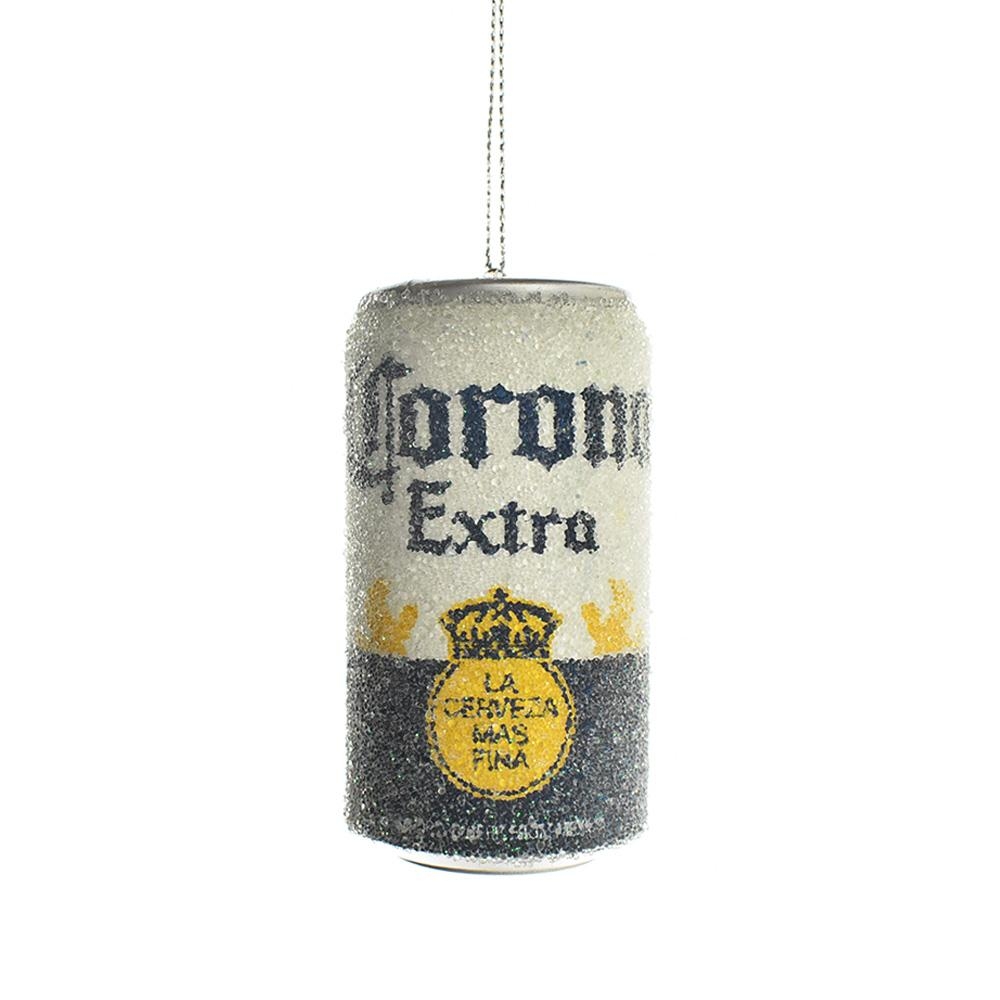 Corona Extra Beer Can Christmas Ornament, 3-Inch