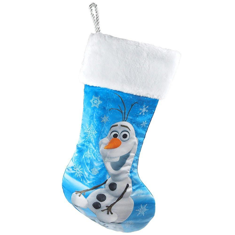Disney Frozen Olaf Christmas Stocking, 18-Inch – www.PartyMill.com