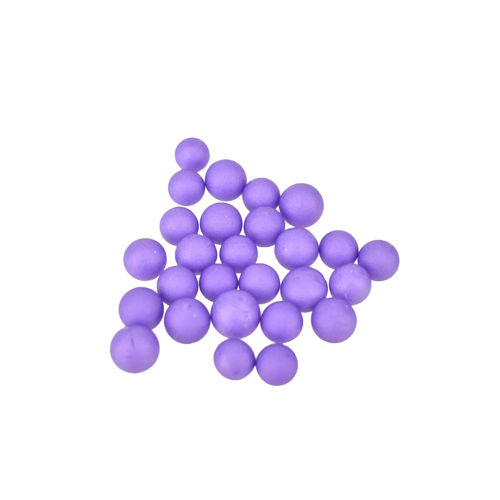 Craft Colorful Polyfoam Balls, 1/4-Inch, 7-Gram, Purple