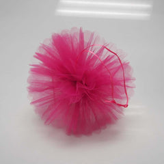 Tulle Pom Poms Ball Centerpiece, 4-Piece