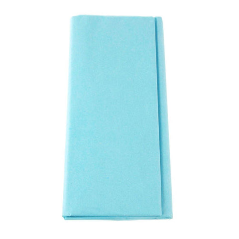 Art Tissue Paper, 20 Sheets, 20-Inch x 26-Inch, Light Blue