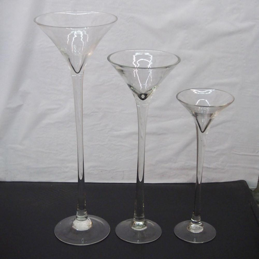 Jumbo Martini Glass Vase Wedding Centerpiece Www