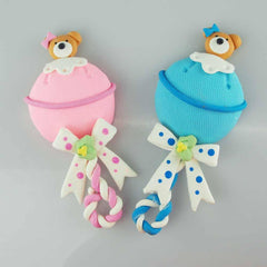 Baby Shower Favors Keepsake, Key Chain Souvenir