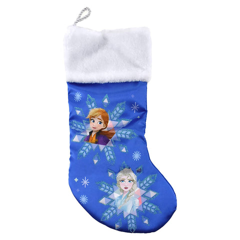 Frozen II Anna and Elsa Christmas Stocking, 17-3/4-Inch
