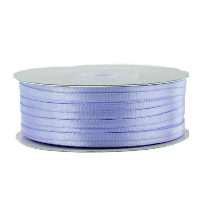 Double Faced Satin Ribbon, 1/8-inch, 100-yard, Iris