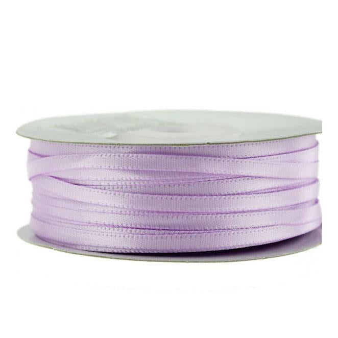 Double Faced Satin Ribbon, 1/8-inch, 100-yard, Lavender