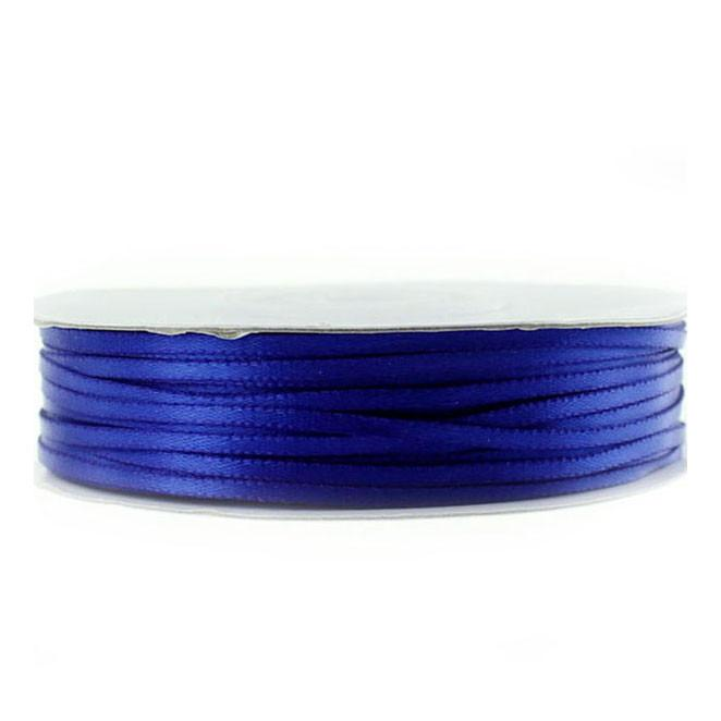 Double Faced Satin Ribbon, 1/16-inch, 100-yard, Royal Blue