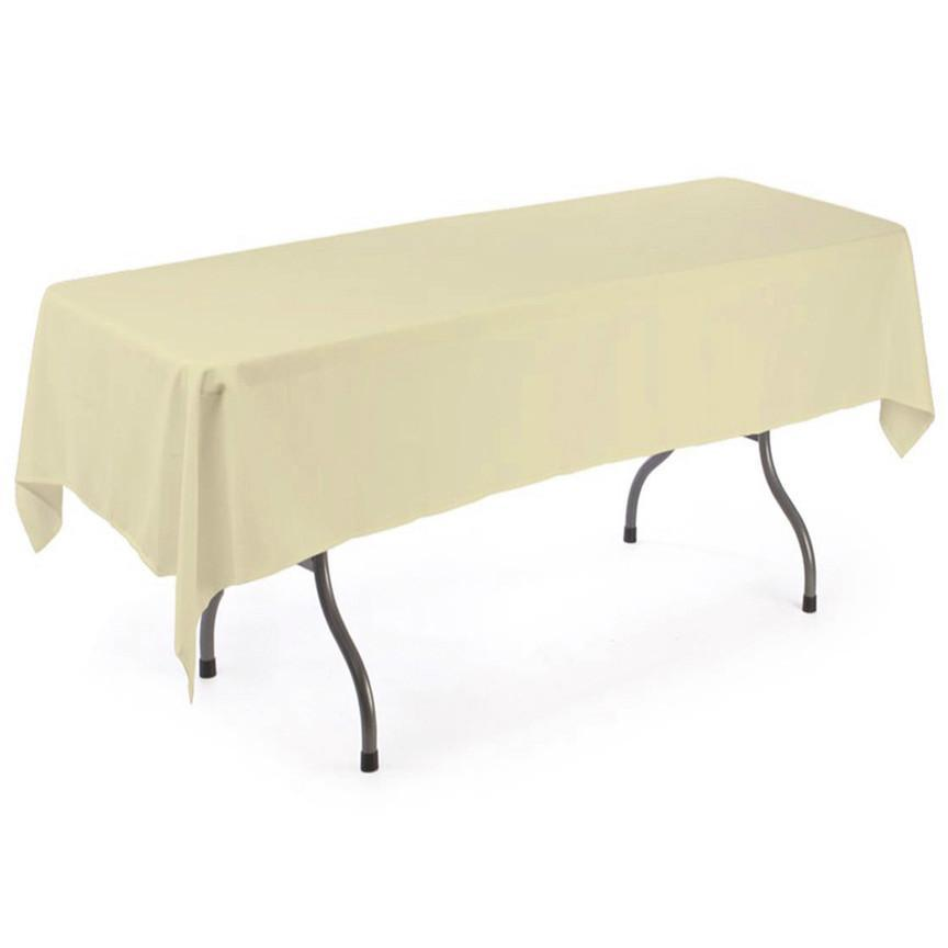 Rectangular Fabric Table Cloth Cover, 56-inch x 110-inch